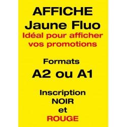 Affiche FLUO (40x60cm)