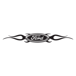 Logo Ford flames