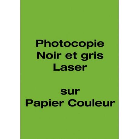 Photocopie A4 Papier Vert