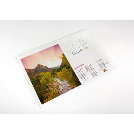 Calendrier Brochure