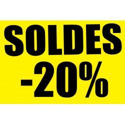 affiche-40x60 soldes -20%