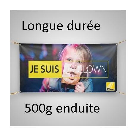 Banderole Bâche 500g