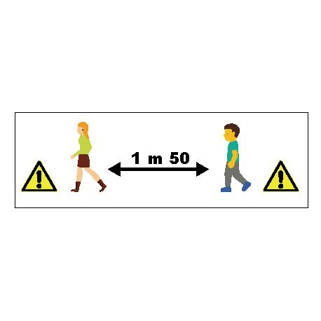 Distance de sécurité