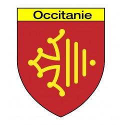 Écusson blason Occitanie