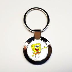 Porte-clés bob l'éponge