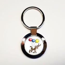 Porte-clés Coyote
