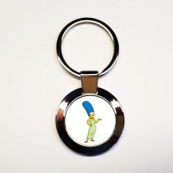 Porte-clés Marge simpson