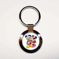Porte-clés Mickey et Mini