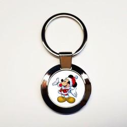 Porte-clés Mickey-Noël-2