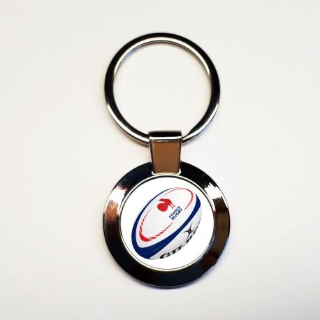 Porte-clés Balon-Rugby