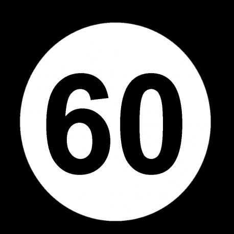disque limitation vitesse