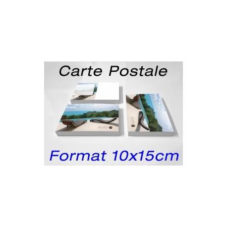 Carte postal 10x15cm