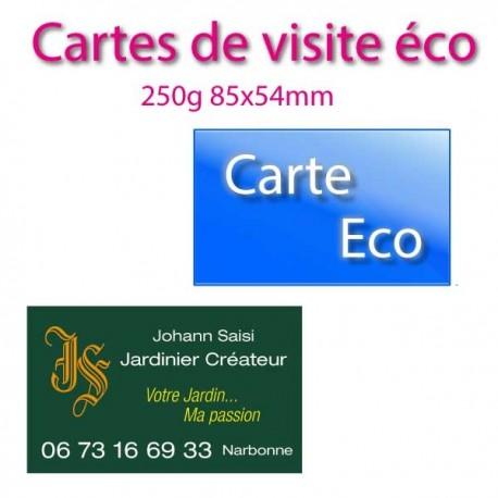 Carte De Visite Eco