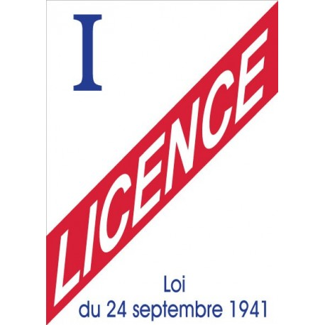 sticker-licence-I