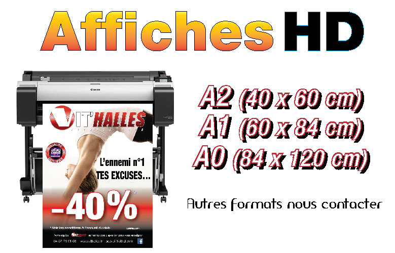 Affiche HD
